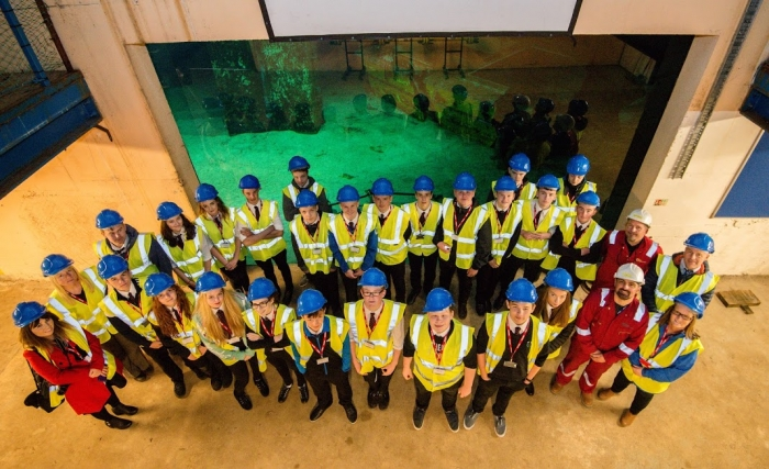Inspiring Industry Tours from BSW Timber Ltd & The Underwater Centre 1