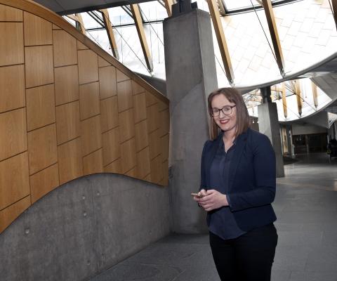Niamh Burns: Scottish Government